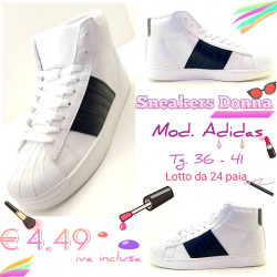 Stock Sneakers Donna Mod....