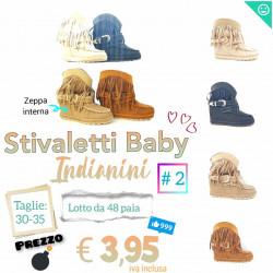 Stock Stivaletti Baby...